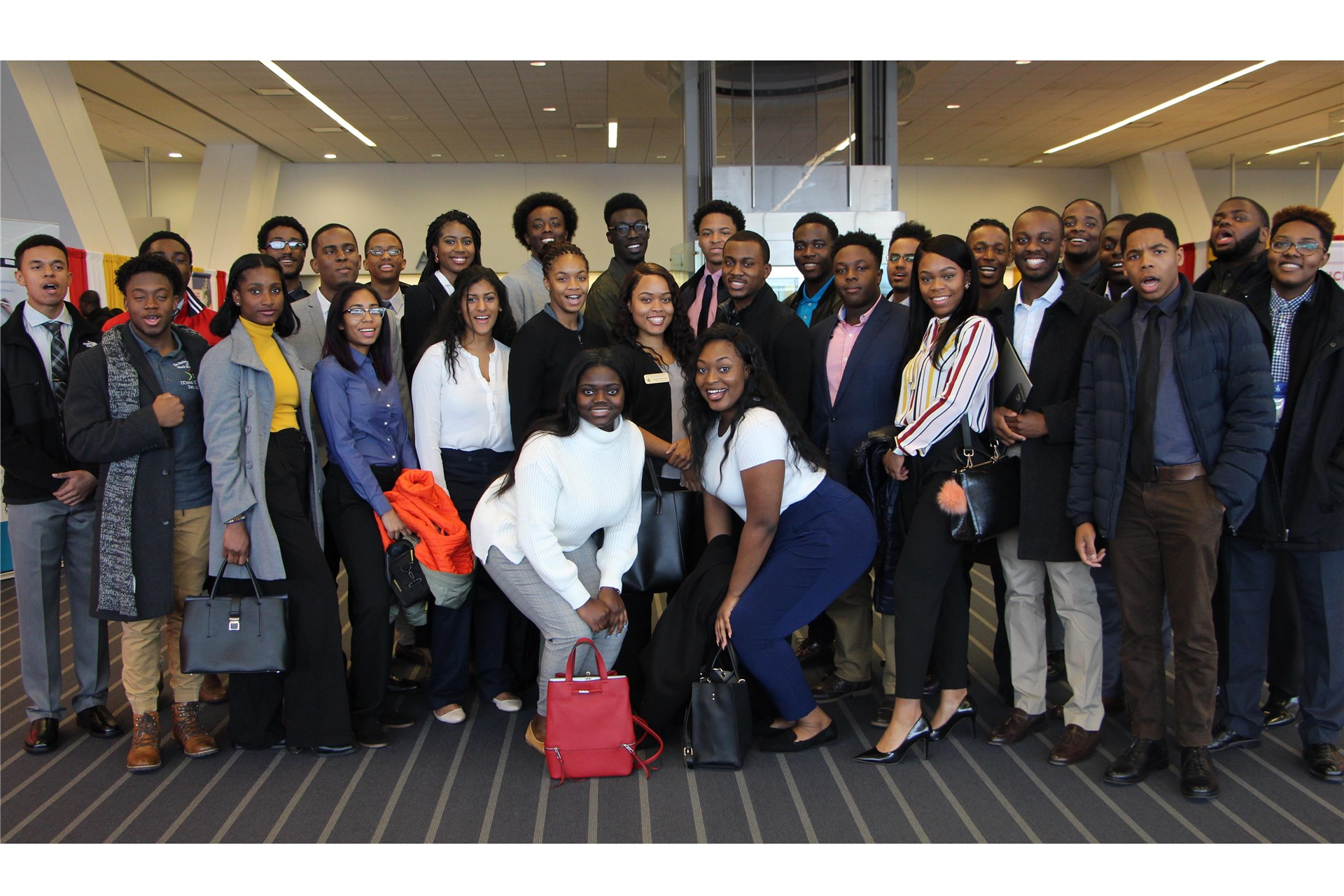 2018-2019 UConn NSBE Chapter Membership