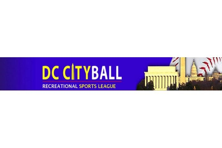 DC CityBall Softball League Registration